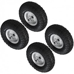 Set of 4 Wheels