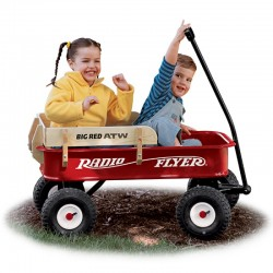 Radio Flyer Big Red All...