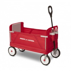Radio Flyer EZ Fold Wagon