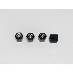 Volkswagen Logo Valve Cap set